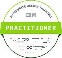 Enterprise Design Thinking course by IBM