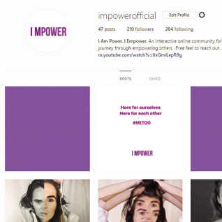 IMPOWER- I AM POWER. I EMPOWER