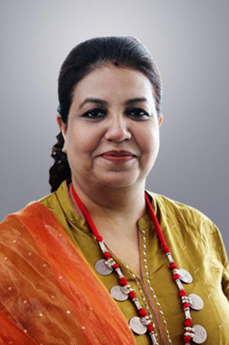 Prof  Seema Mahajan - Pearl Academy