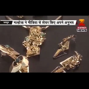 Jaipur Design Carnival on Zee Rajasthan