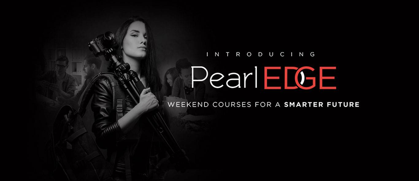 Follow Your Passion with Pearl Academy's Weekend Courses