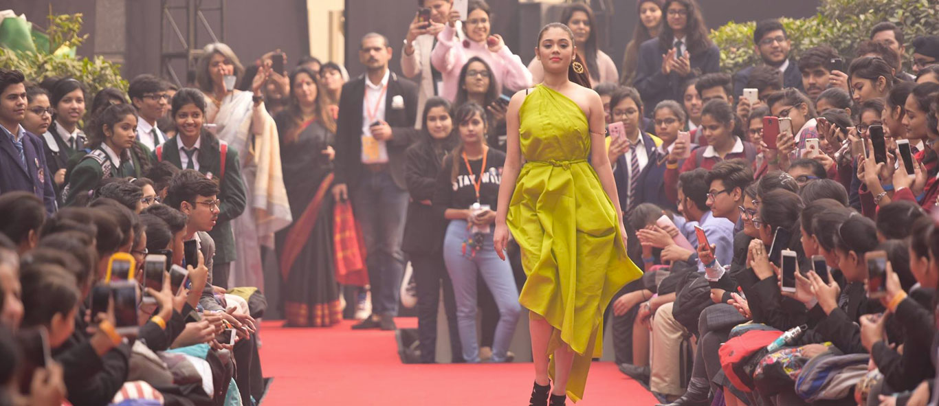 Pearl Academy celebrates a unique concoction of art and design with the Noida Design Carnival