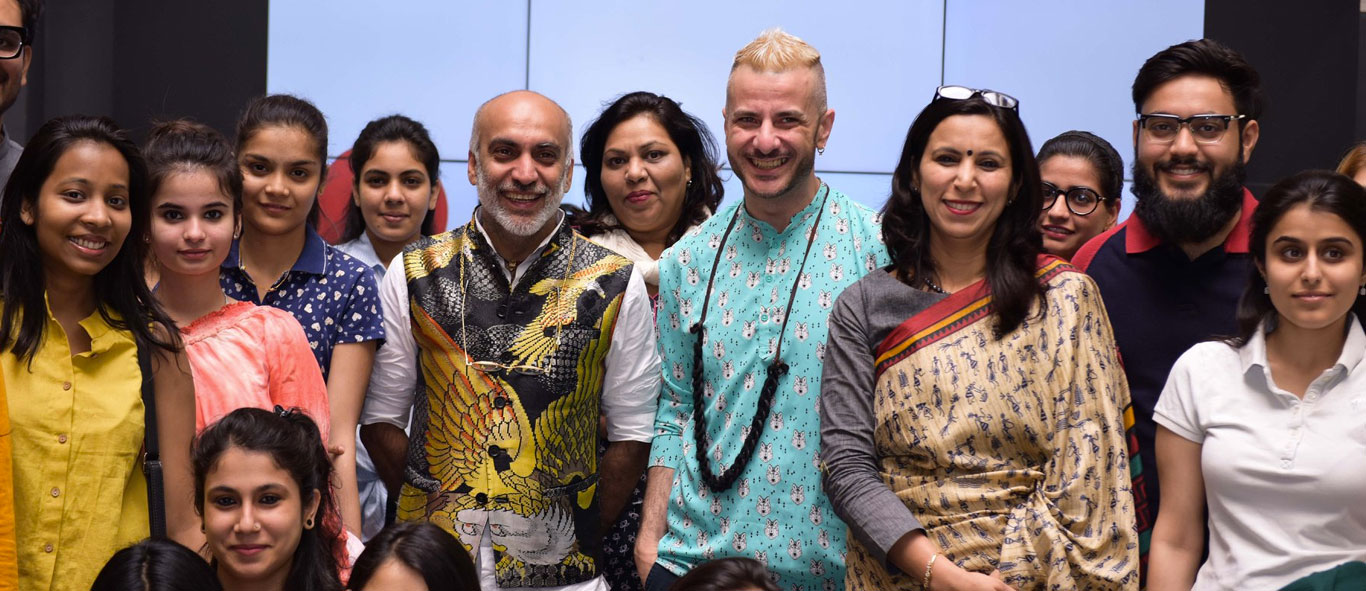 Manish Arora Press Release