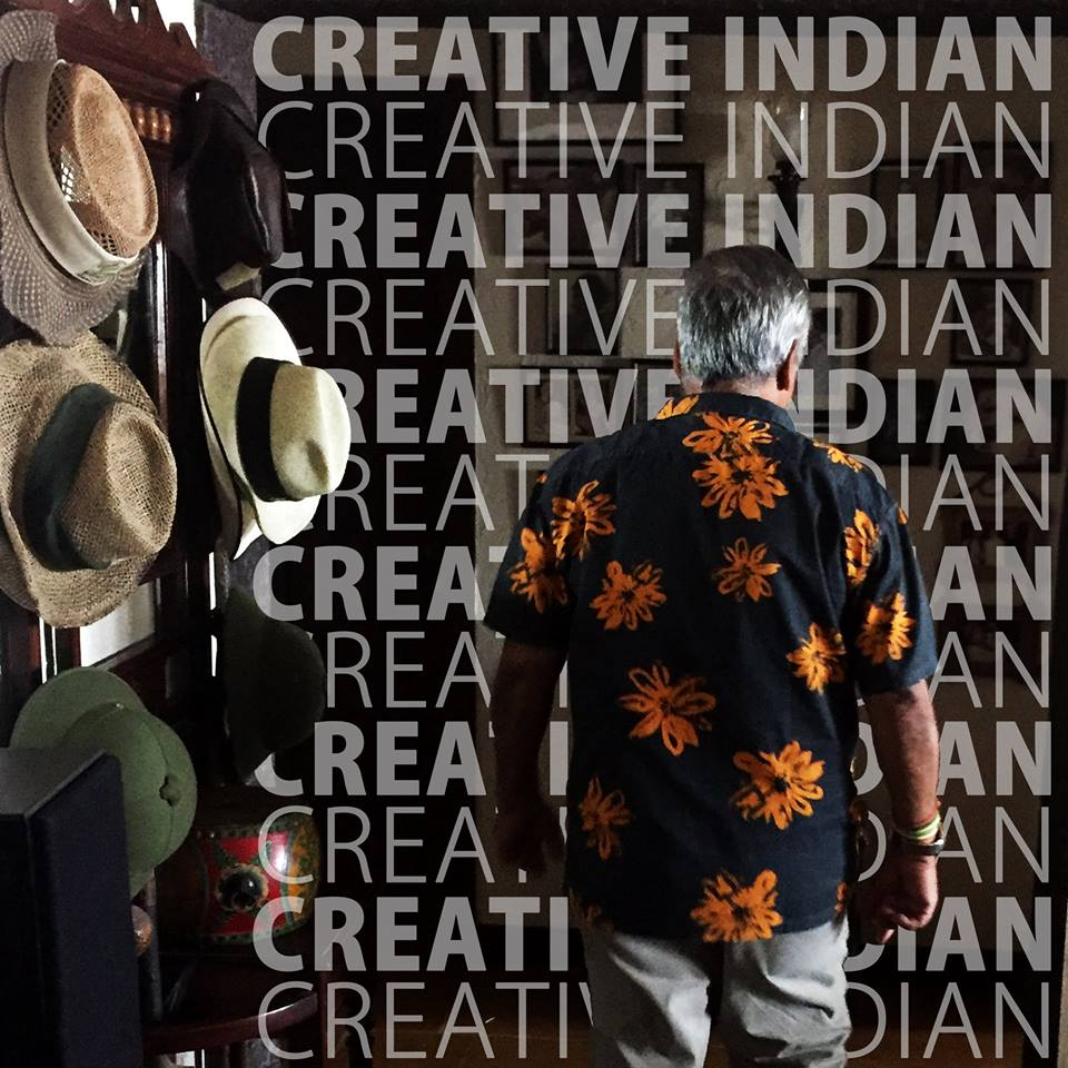 Rendezvous with Adman Piyush Pandey for The Creative Indians show