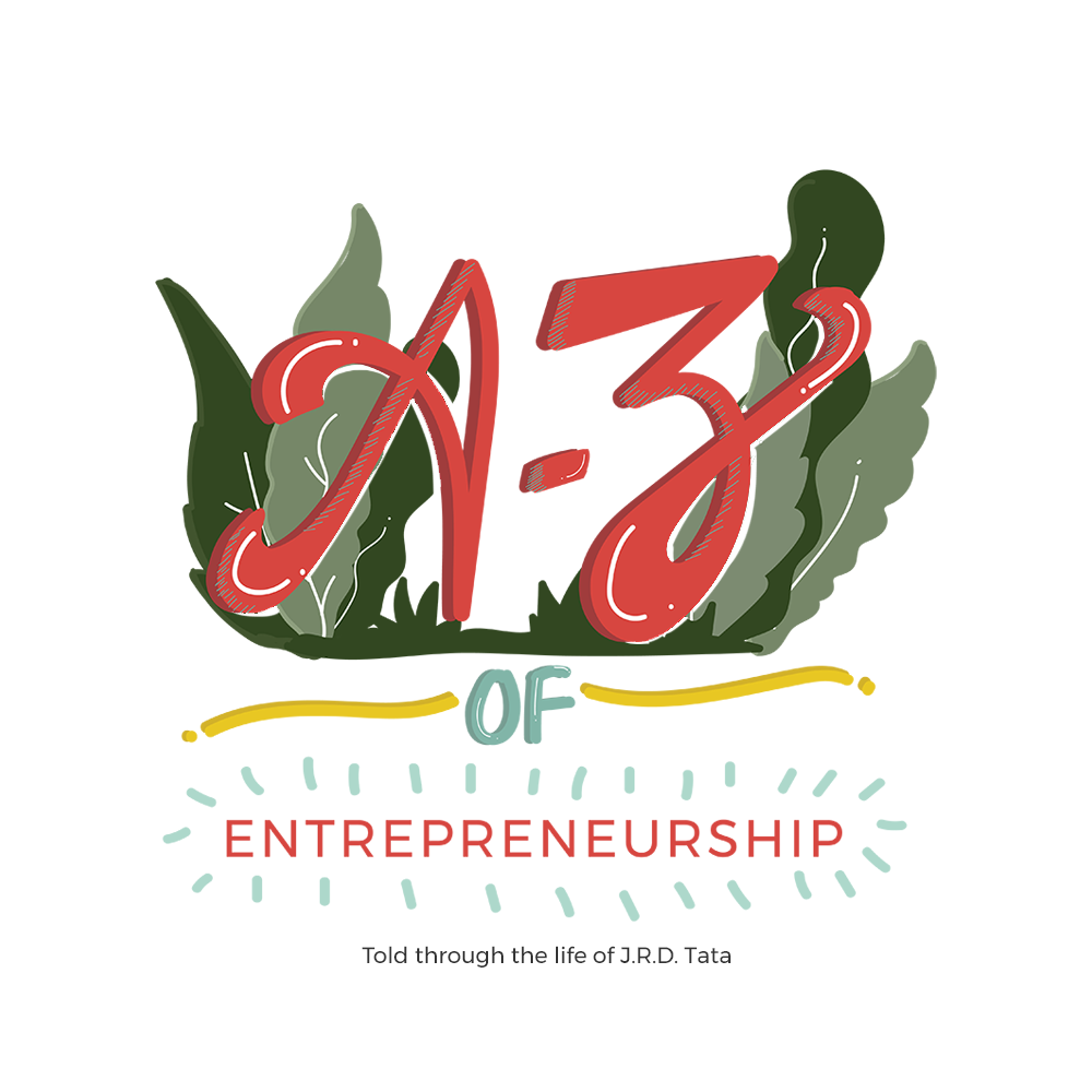 'A-Z' of Entrepreneurship