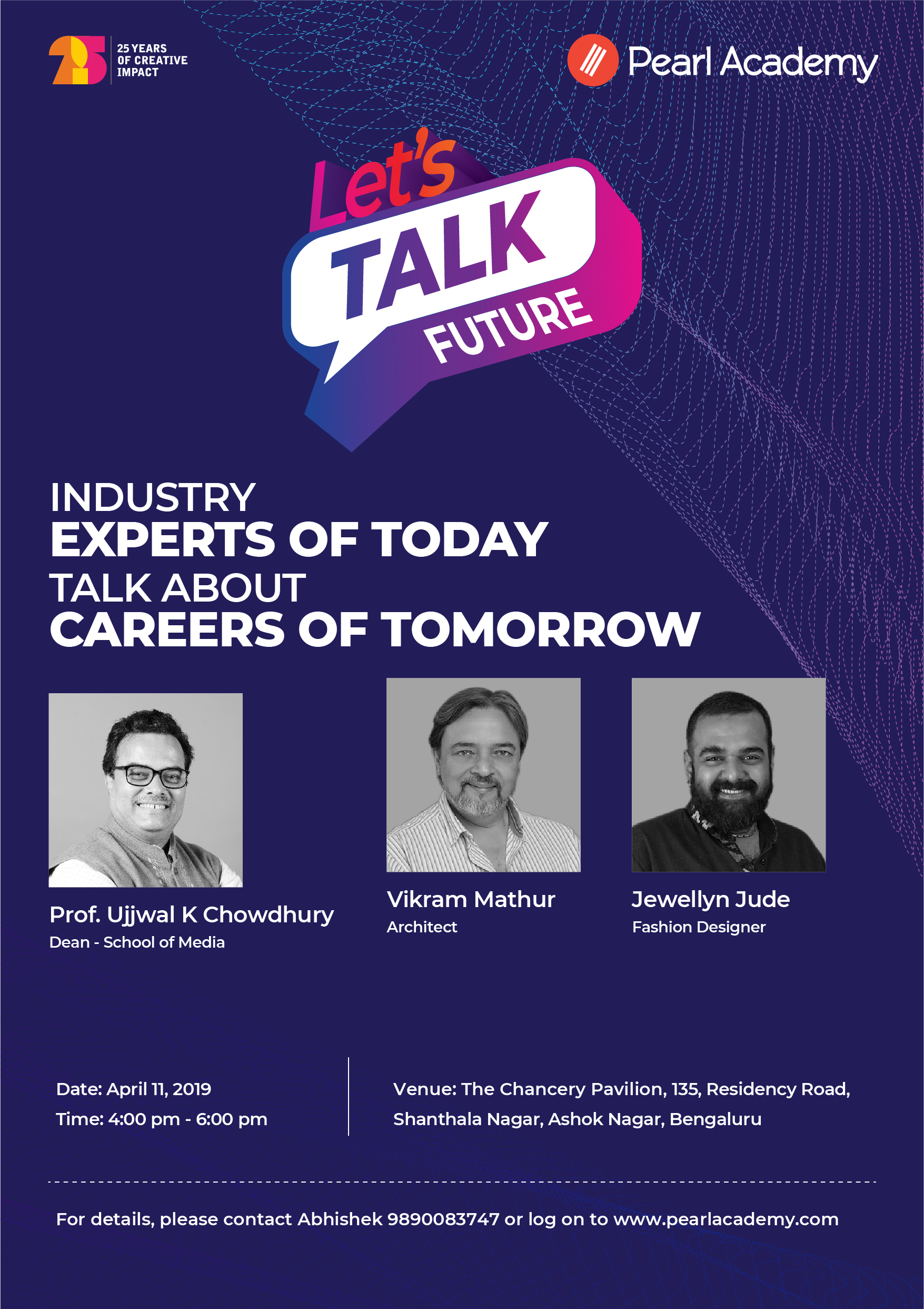 Let's Talk Future - Bengaluru