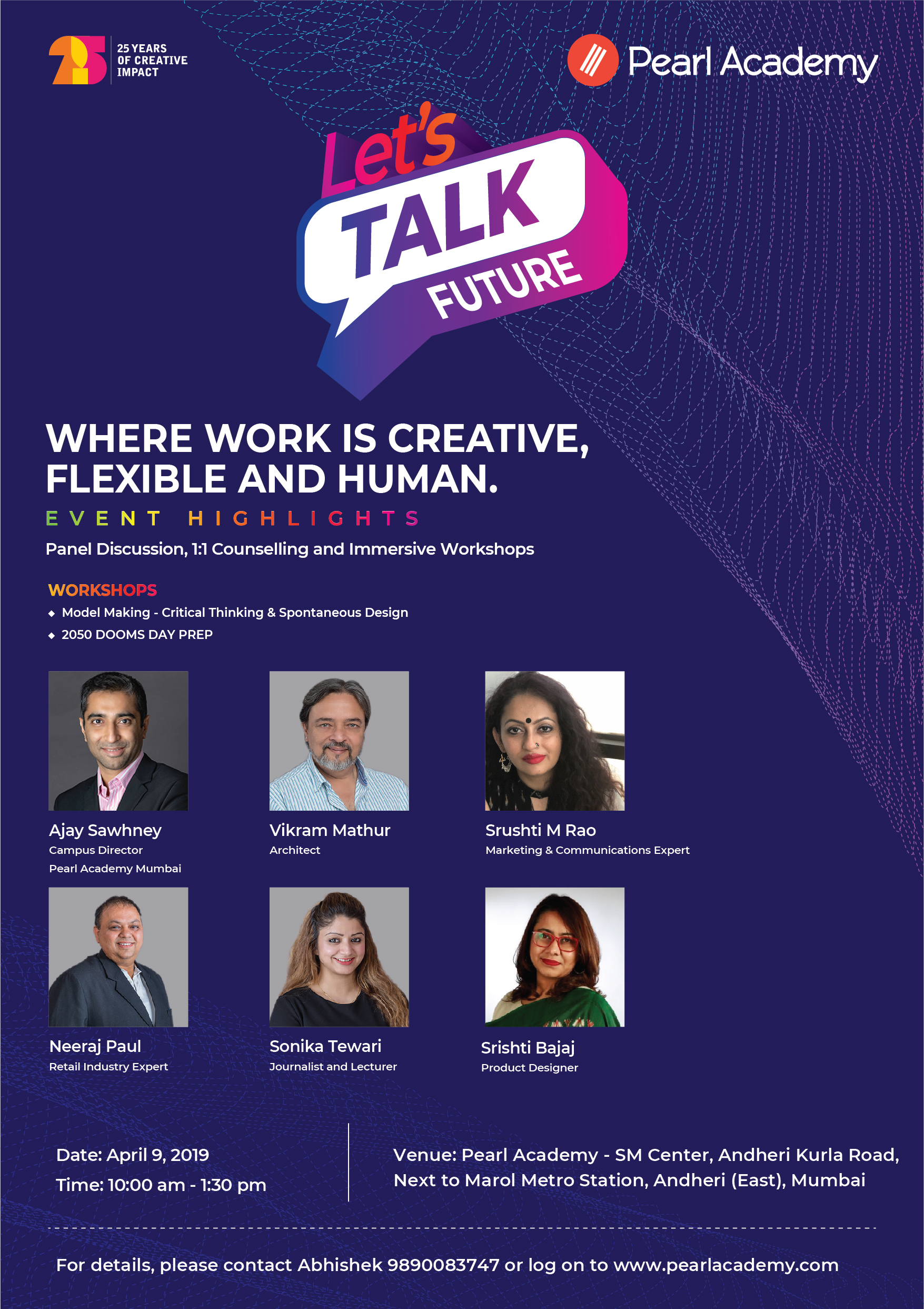 Let's Talk Future - Mumbai