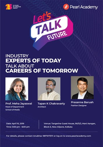 Let's talk future - kolkata
