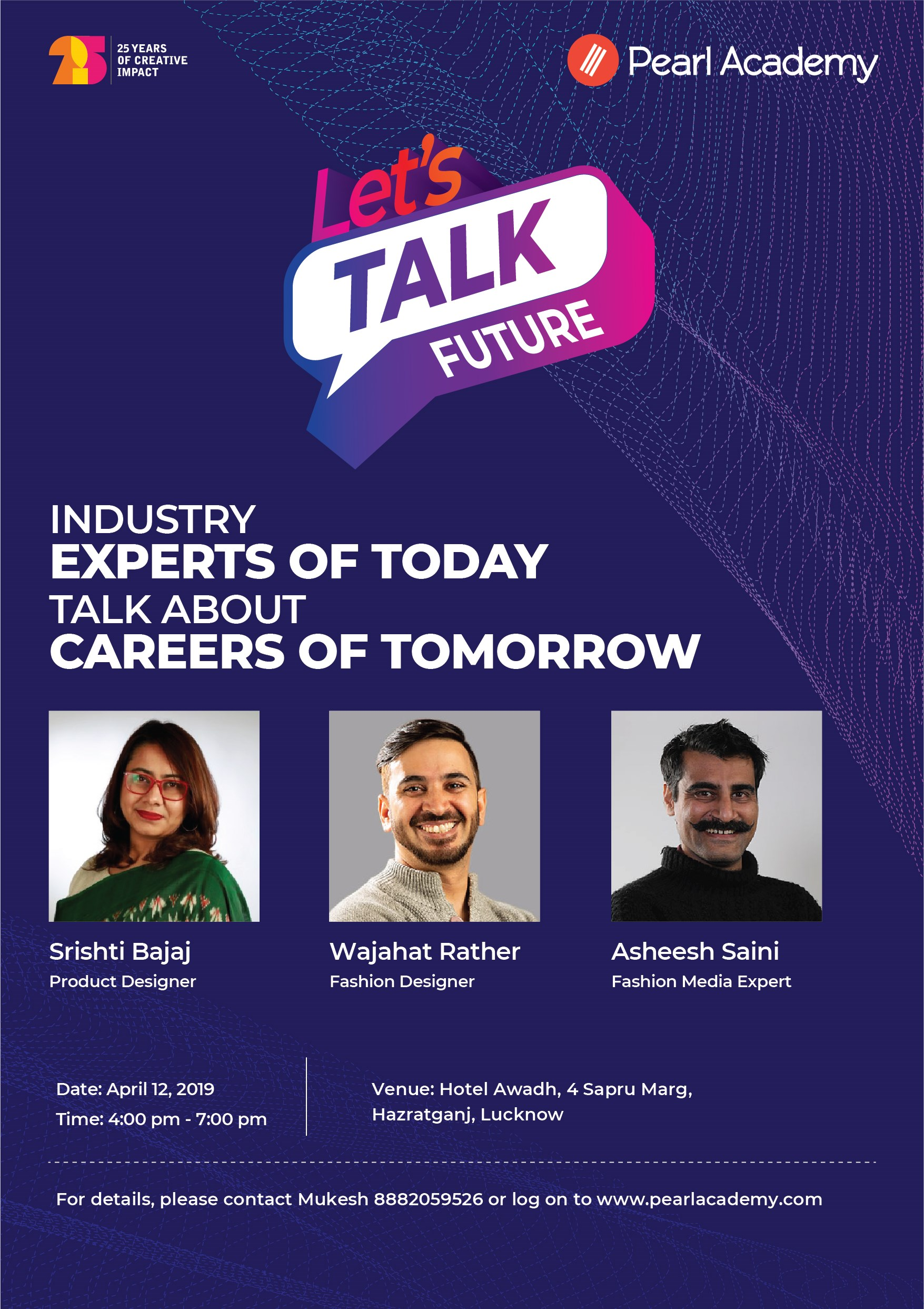 let's talk future - lucknow