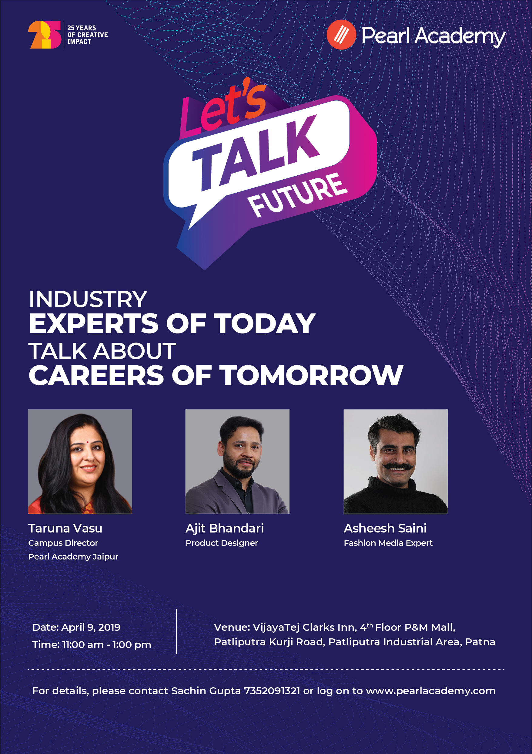 Let's Talk Future - Patna