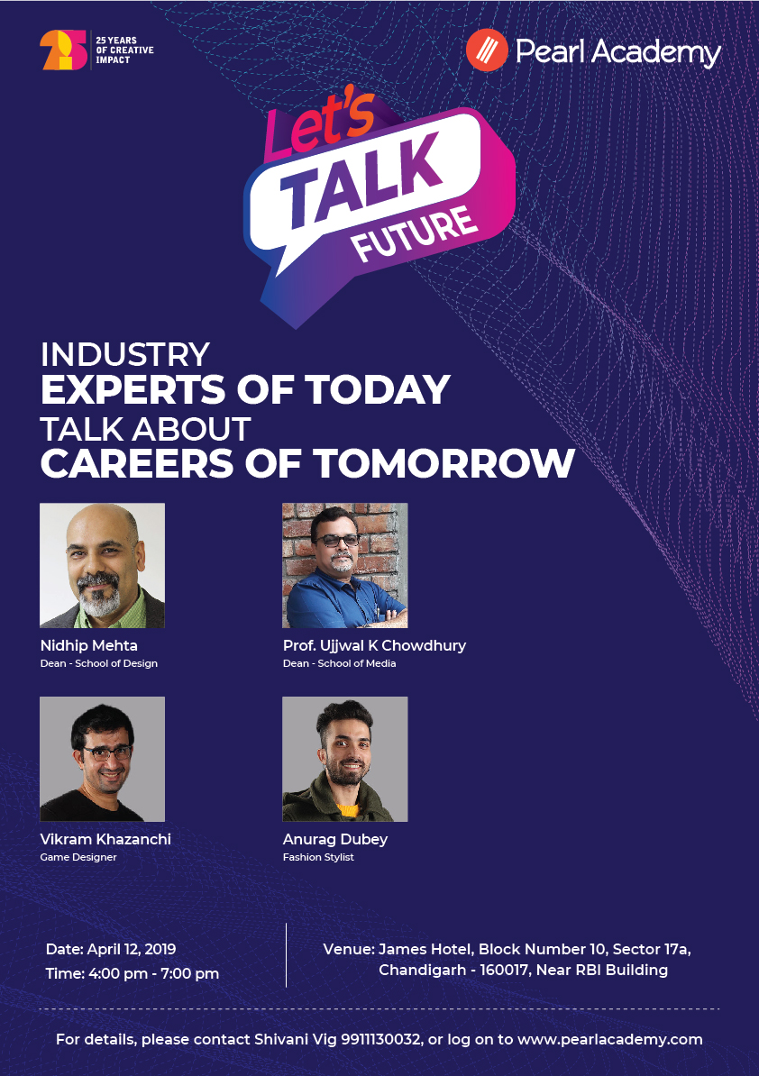 Let's Talk Future - Chandigarh