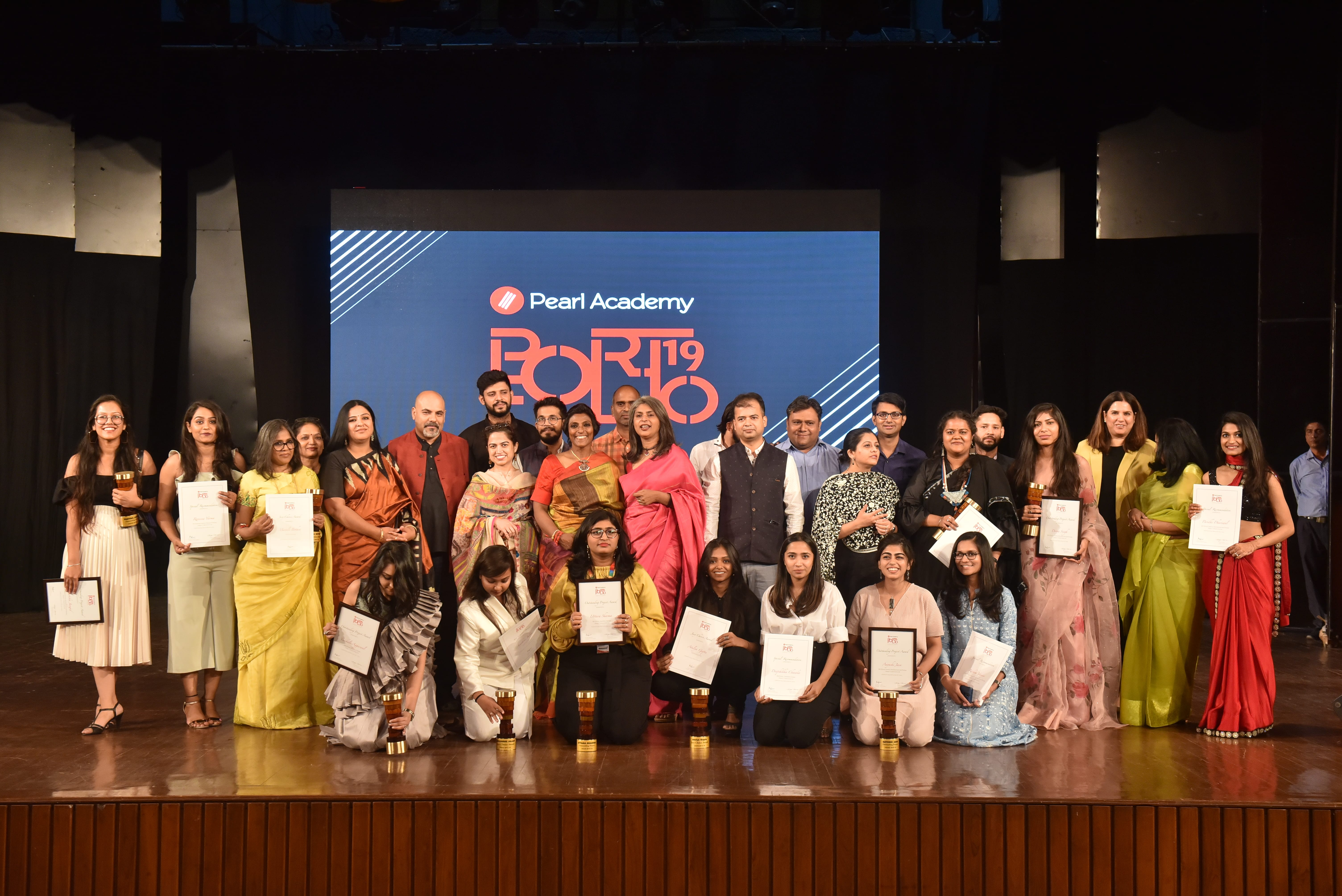 Pearl Academy Jaipur Graduates Showcase Their Outstanding Work Defining the Future of Design and Architecture at Portfolio 2019