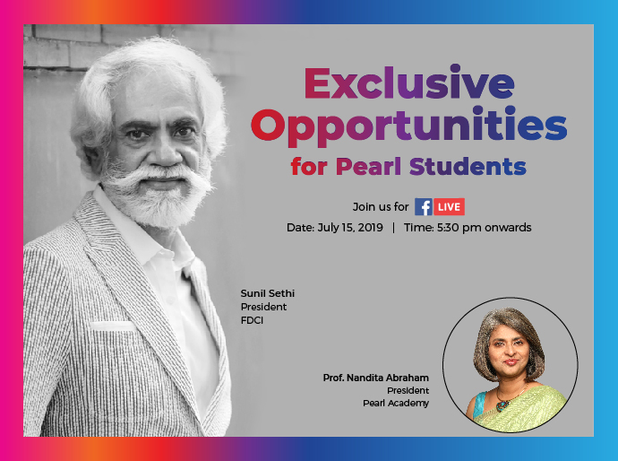 Exclusive opportunities for Pearl Students