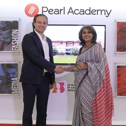 Pearl Academy collaborates with GUS to strengthen international learning opportunities for students - Careers 360, June 2019