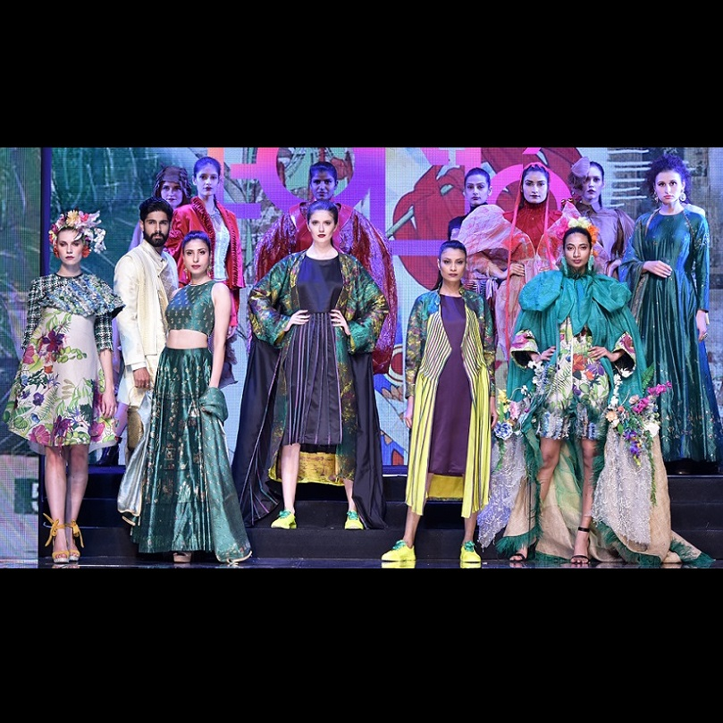 Pearl Portfolio Showcases the Future of Fashion at Lotus India Fashion Week 2019 - The Week, March 2019