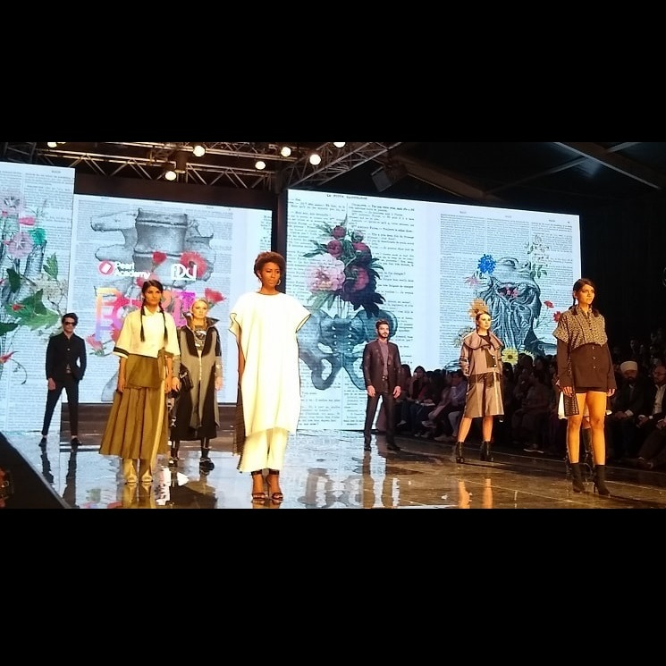 Over 500 budding designers from Pearl Academy showcase the future of fashion at Lotus Make-up India Fashion Week 2019 - Career 360, March 2019