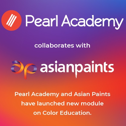 Asian Paints collaborates with Pearl Academy to strengthen color education amongst students - Daily Pioneer, January 2019