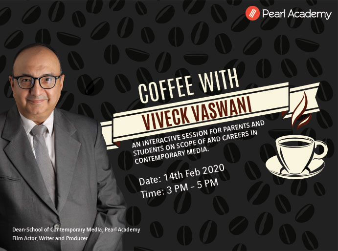 Coffee with Viveck Vaswani
