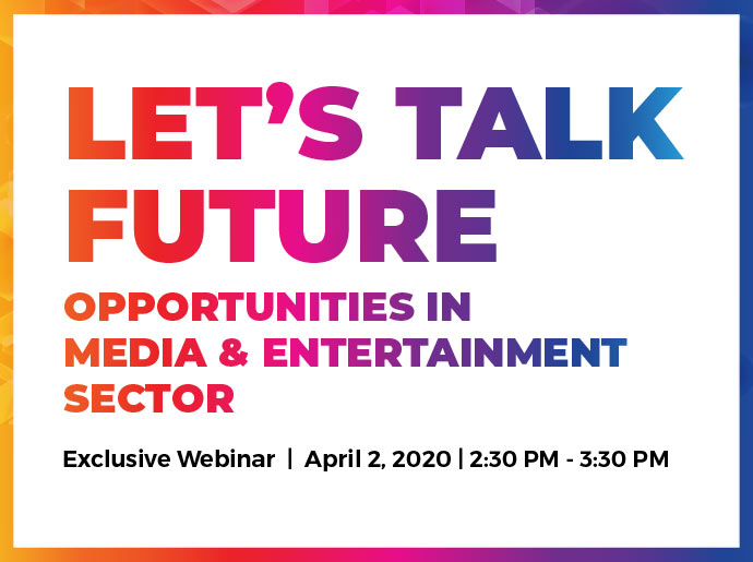 Let's Talk Future – School Of Contemporary Media