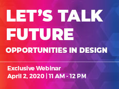 Let's Talk Future: School of Design