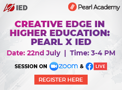 Creative Edge in Higher Education: Pearl X IED